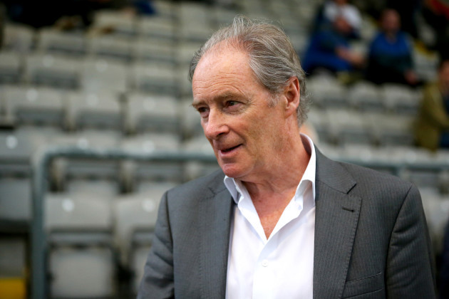 Brian Kerr attends the game