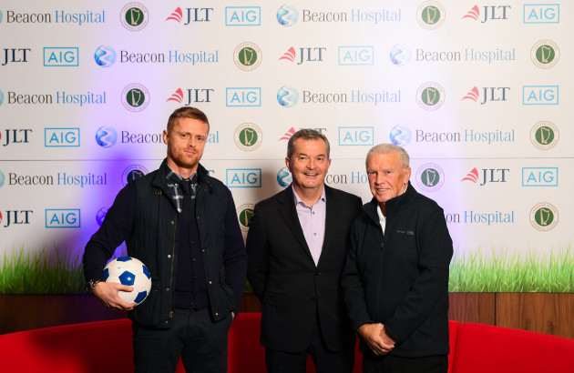 Beacon Hospital's launch new sports medicine programme in partnership with Leinster Senior Football League