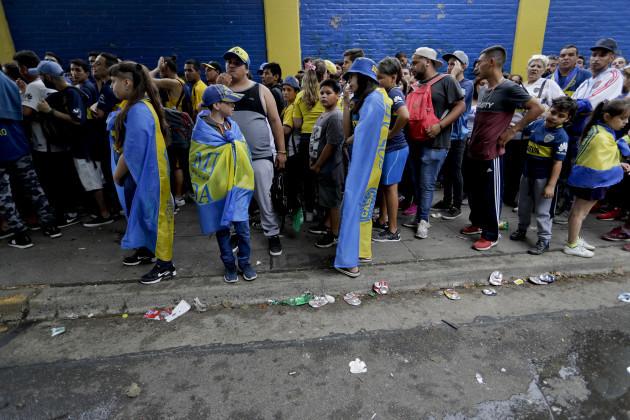 Argentina Soccer Copa Libertadores