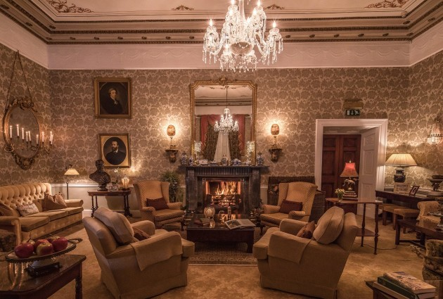 Longueville House, Drawing Room