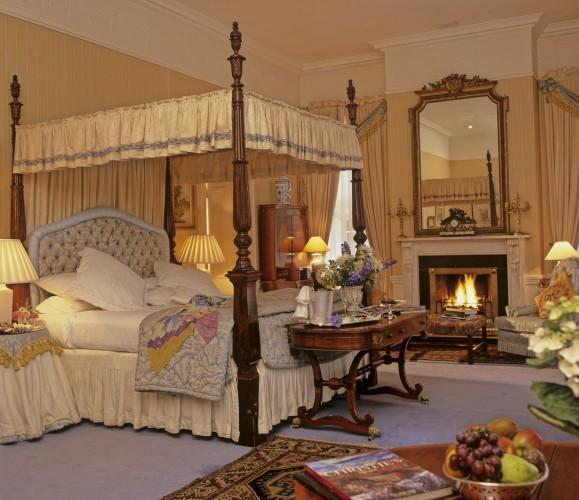 Marlfield House, Bedroom