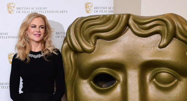 Life In Pictures: Nicole Kidman BAFTA Retrospective - London