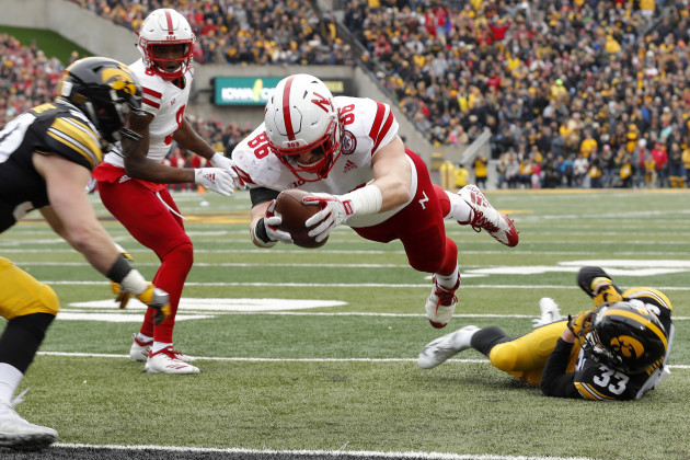 Nebraska Iowa Football