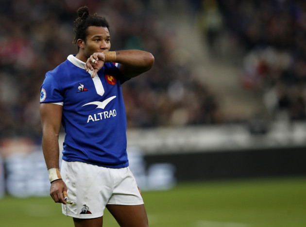 France Fiji Rugby Union