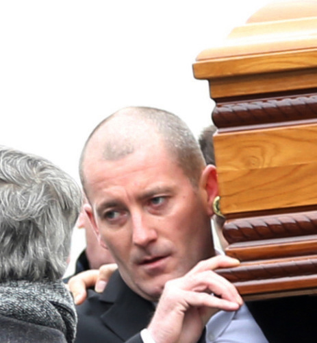 File photo: A man in hislate 20'sis due to appear at Cloverhill District Court at 10.30am this morning charged in relation to the murder of Gareth Hutch . End.