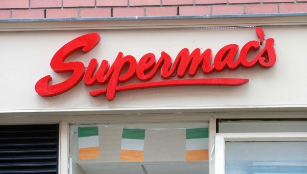 File Photo Fast food chain Supermacs is to create 400 jobs, with the opening of six outlets between now and the end of June. End.