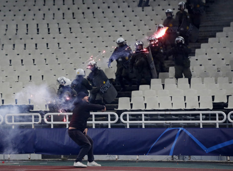 Greece Soccer Champions League
