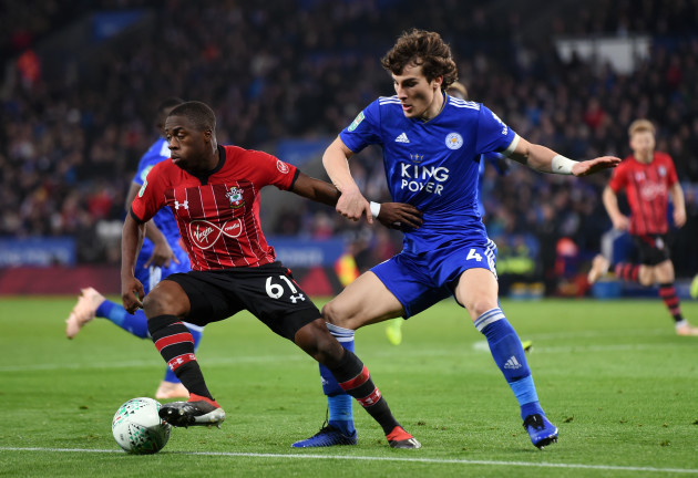 Leicester City v Southampton - Carabao Cup - Fourth Round - King Power Stadium