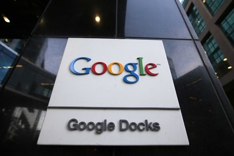 File Photo Google has been fined a record €4.34bn ($5bn; £3.9bn) over Android. The European Commission said the firm had used the mobile operating system to illegally cement its dominant position in general internet search. End.