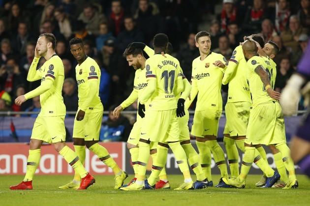 Netherlands: PSV vs Barcelona