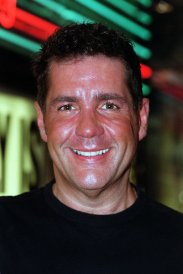Dale Winton return to screens