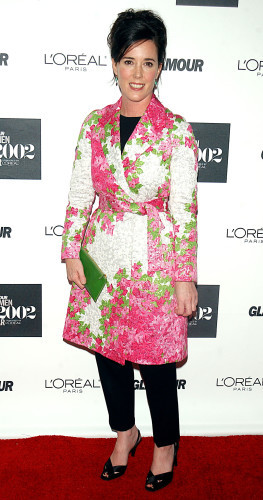 Designer Kate Spade Found Dead in New York City