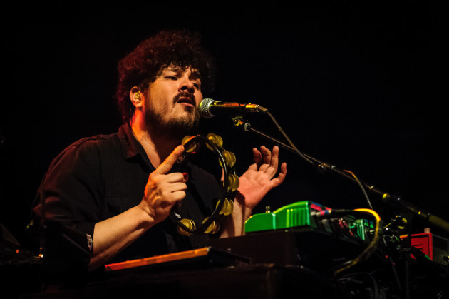 Richard Swift 1977-2018 American Musician