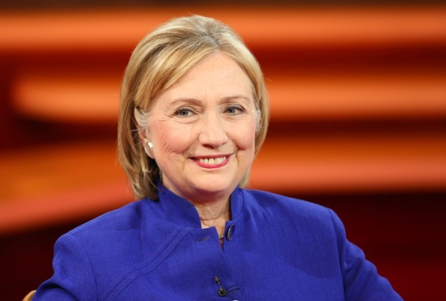Hilary Clinton on German Talk Show Guenther Jauch