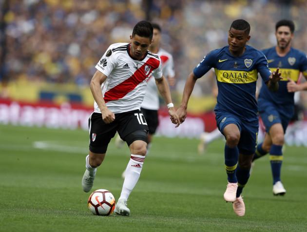 Copa Libertadores Final - Boca Juniors vs River Plate