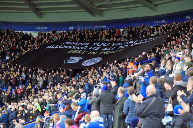 Leicester City v Watford - Premier League - King Power Stadium