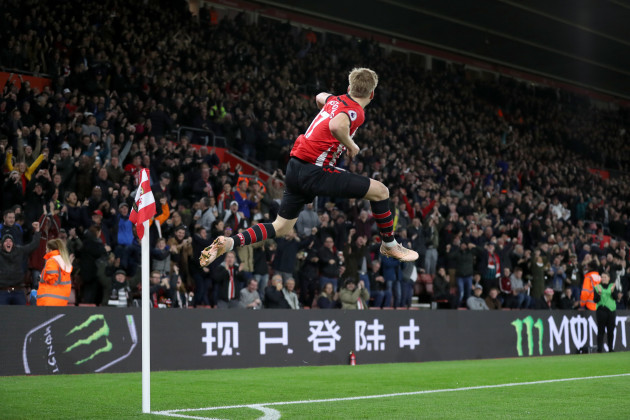Southampton v Manchester United - Premier League - St Mary's Stadium