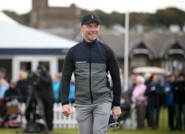 Alfred Dunhill Links Championship - Day Two - Carnoustie