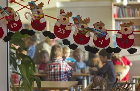 Christmas in the Nursery