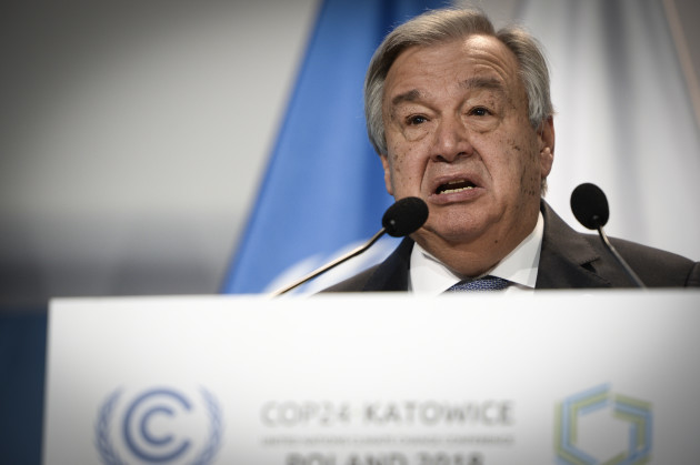 Poland: COP24 United Nations Climate Change Conference