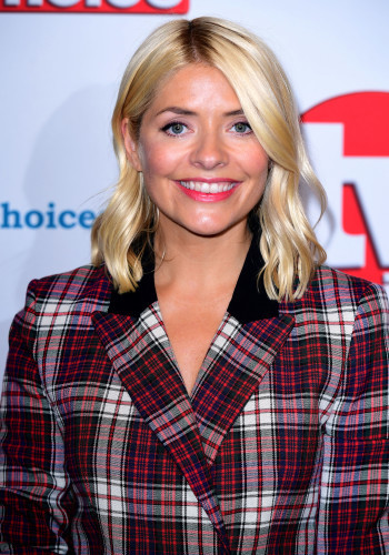 Holly Willoughby announcement