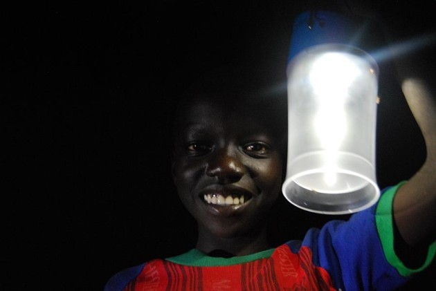 Solar Lamp (2)