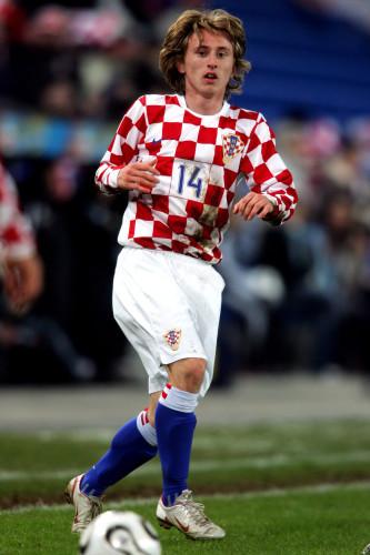 Soccer - International Friendly - Croatia v Argentina - Saint Jakob-Park