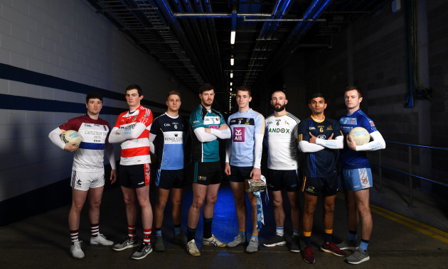 Electric Ireland Higher Education GAA Championships Launch & Draw