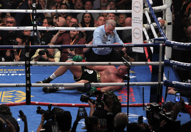 WILDER vs. FURY Heavyweight Title Fight