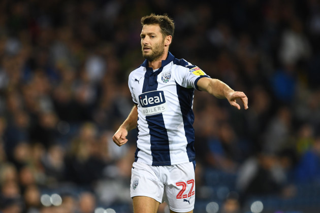 West Bromwich Albion v Bristol City - Sky Bet Championship - The Hawthorns