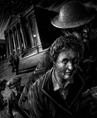 David Rooney, Lynn