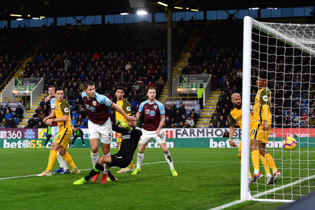 Burnley v Brighton and Hove Albion - Premier League - Turf Moor