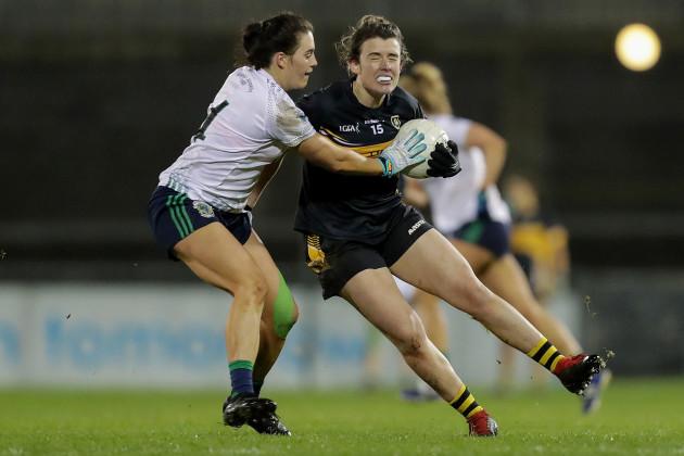Doireann O'Sullivan and Emma McDonagh