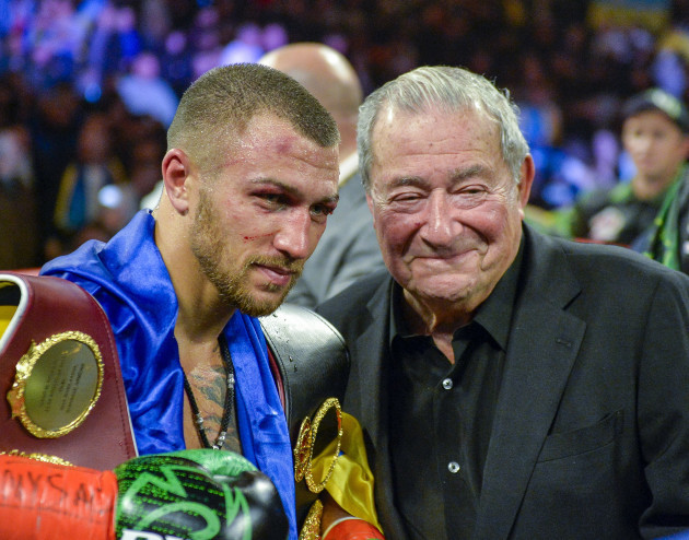 Lomachenko Pedraza Boxing