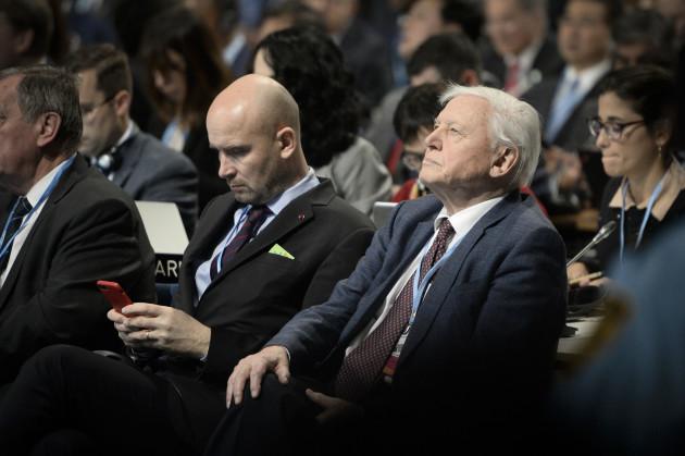 Poland: Katowice Climate Conference Opening