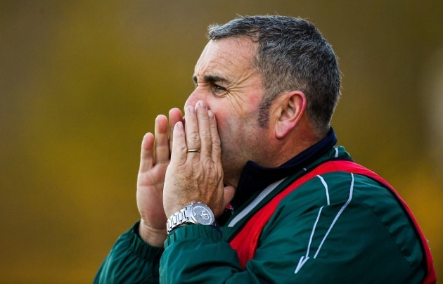 Glanmire manager Dave Carey