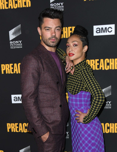 AMC's 'Preacher' Season 3 Premiere - Hollywood