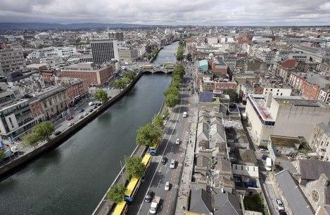 16/8/2011 Dublin Skylines