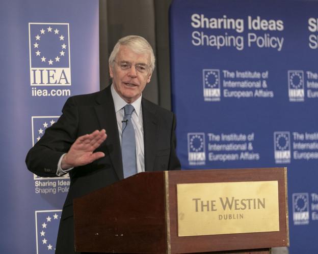 John Major IIEA Address-0003