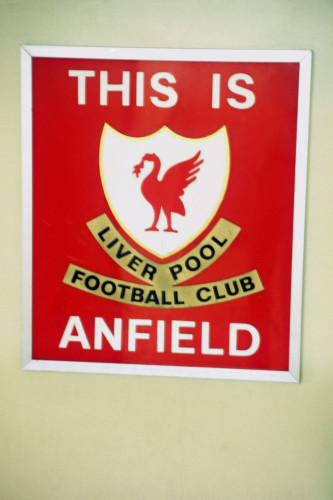 Soccer - Football League Division One - Liverpool