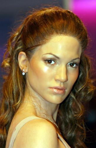 J-Lo Wax Work
