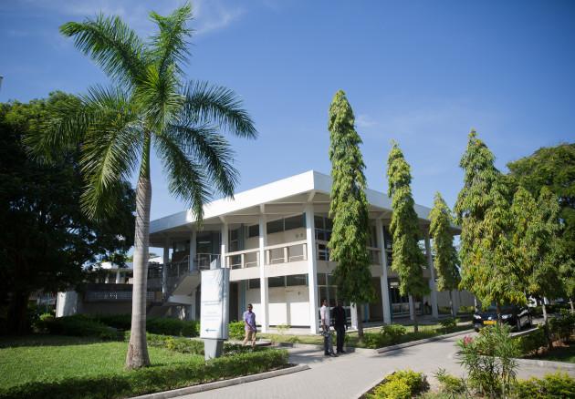 Impressions of Tanzania - University in Dar es Salaam