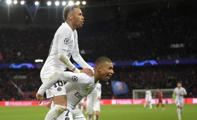 Champions League - Paris Saint-Germain v Liverpool