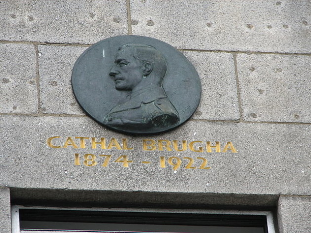 640px-Cathal_Brugha_commemorative_plaque