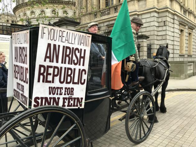 Irish 1918 general election centenary