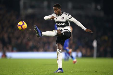 Fulham v Leicester City - Premier League - Craven Cottage
