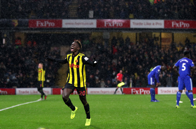 Watford v Cardiff City - Premier League - Vicarage Road