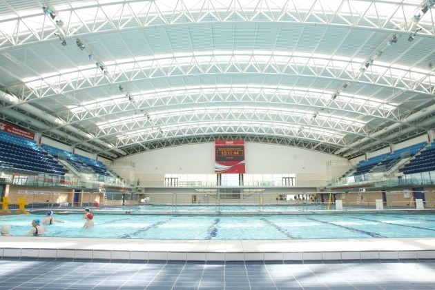 Coca-Cola National Academy of Swimming