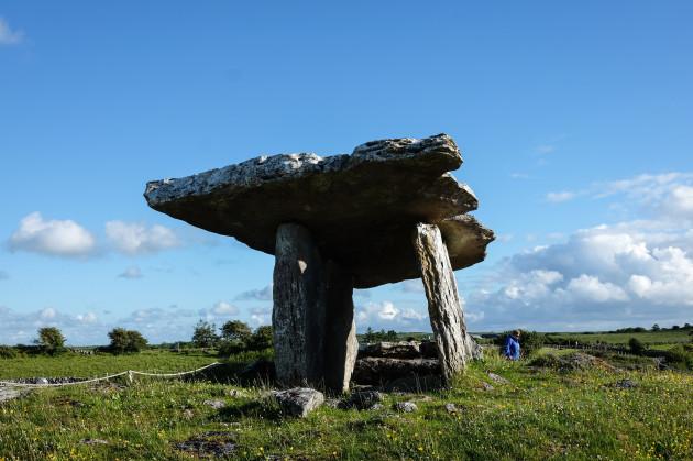 Ireland - Poulnabrone Dolmen