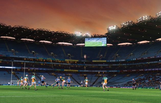 Dublin v Offaly - Allianz Hurling League Division 1B Round 1